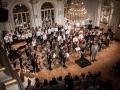 Godalni orkester in zbor GŠ, Martina Praljak, Peter Novak Smolič