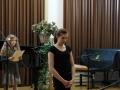 Zala Vidic, violončelo