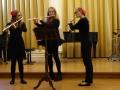 Taja Kušar, Brina Unuk, Veronika Hudournik (GBŠ Antona Martina Slomška in Konservatorij Maribor)