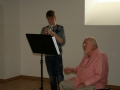 Maestro Roger Bobo, Lenart Zih