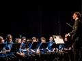 Pihalni orkester GS Center, dirigent Nejc Merc