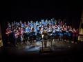 Pihalna orkestra GS Center in Lenart, dirigent Nejc Merc