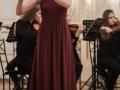 Solistka Jana Rumpf, flavta