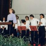 Alenka Bervar 1990