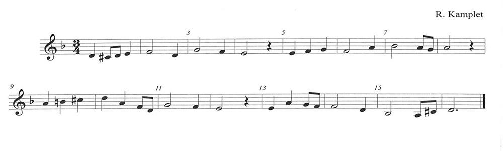 primer-melodicne-vaje