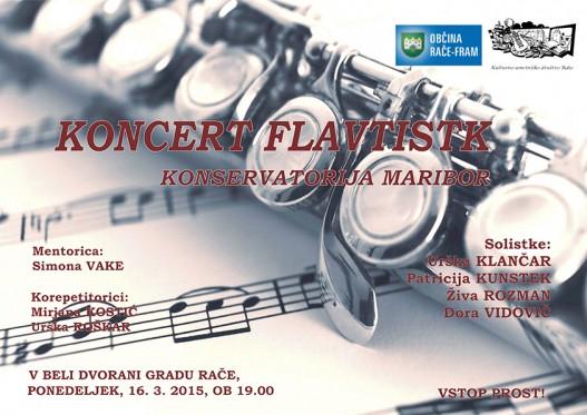Koncert flavtistk845
